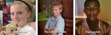 1-2 Dead children