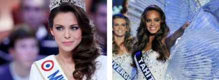 1-2 Miss France and runner-up