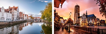 1-6 Belgium by day and night v2