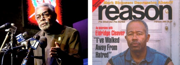 1-10 Amiri Baraka and Eldridge Cleaver