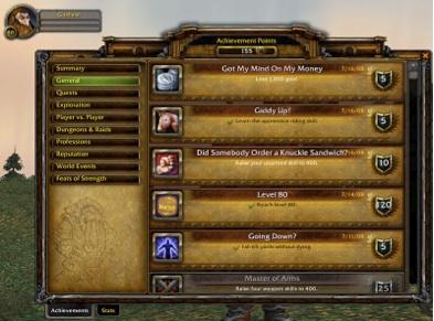 1-10 World of Warcraft