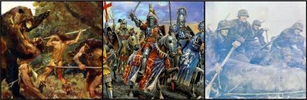 2-5 Warrior bands