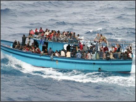 2-7 UNHCR Mediterranean 'refugees'